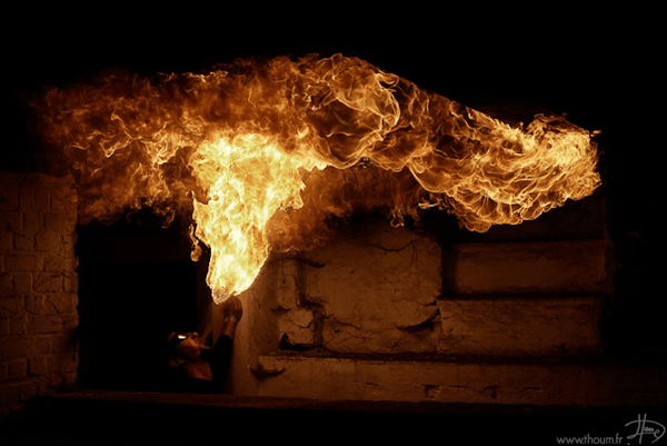 Magical Fire Photography
