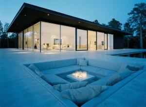 夜通し語り合いたい気分になる洋風囲炉裏 - Conversation Pits & Sunken Sitting Areas -