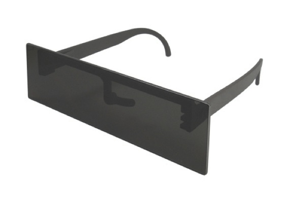 Black Bars Sunglasses