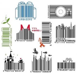オシャレを楽しむバーコードとオシャレなデザインバーコード - Shoplier & Japanese Barcode Design -