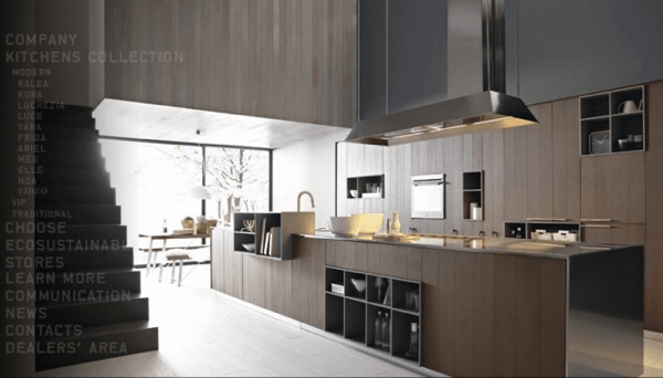 Modern Kitchens From Cesar Style4 Design