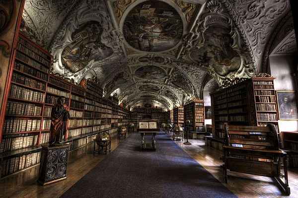most impressive and inspiring libraries