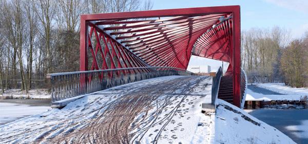 Bridge Vlaardingse Vaart