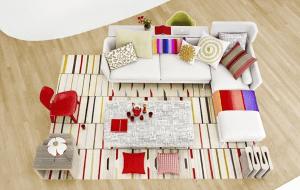 ヴィトラのソファと素敵なお部屋の風景 - Beautiful Modern Style Sofas -