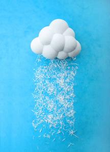 間違いを洗い流してくれる雲の消しゴム - CLOUD ERASER -