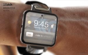 スタイリッシュな腕時計になったiPhone - iWatch2 -