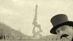テトリスのようにエッフェル塔を積み上げてしまう男 - From Paris with Love -