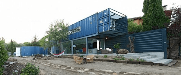 Most Beautiful Houses Made from Shipping Containers