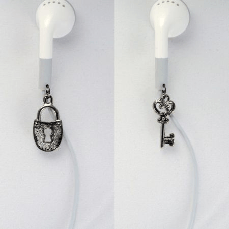 Earphone Earrings