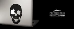個性を出したいMacユーザのためのアートステッカー - Stickers for mac : Frenchstickers -