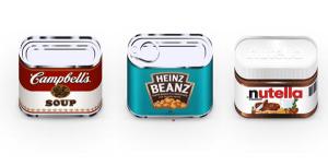 立体感がステキ!美味しそうなiPhoneアイコン - Square Icons Of Food -