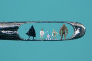 これは人間業ではない 世界最小の驚きの彫刻 - Micro Sculptures -