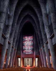 心奪われそうなほど荘厳で現代的なデザインの世界の大聖堂 - Corpus Christi -