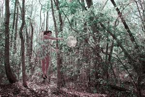 森に迷いこんだ月を追いかけて - Chasing the Moon -