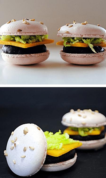 12 Weirdest Burgers