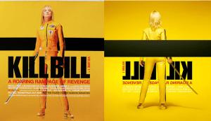 あの映画ポスターを裏側から見るとこうなっていた - Movie Posters from the Back -