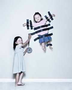 最もクリエイティブなパパが撮った子供達の写真 - 27 Photos Taken By The Worlds Most Creative Dad -