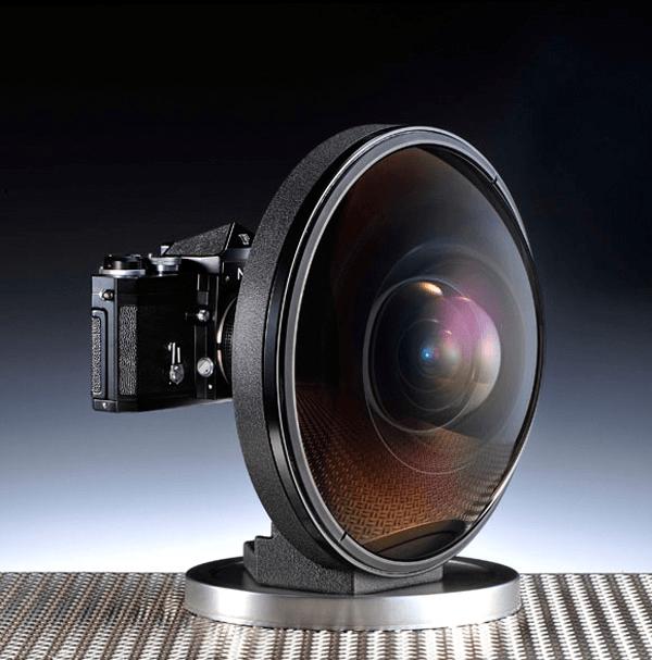 Rare Fisheye Nikkor Lens