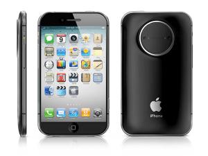 iPhone5はこんなプロ仕様?!デジタル一眼のようなiPhone - iPhone PRO -