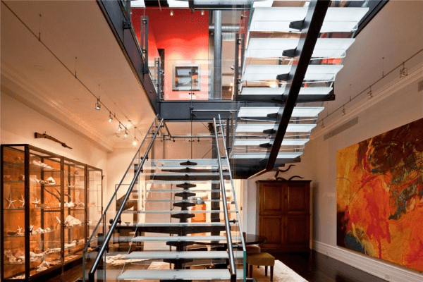 Million Three Story Apartment in Tribeca