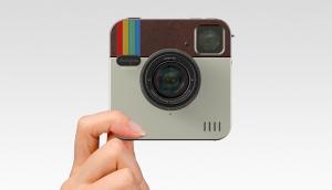 あったら面白い!ポラロイドカメラ風なリアルInstagram - Instagram Socialmatic Camera -