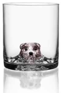 ちょっとリアル?動物がひょっこり顔出すグラス - New Friends Tumbler -