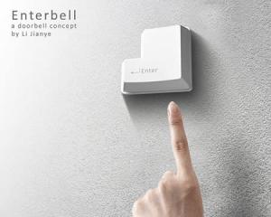 とてもユニークでクリエイティブなドアベルいろいろ - Creative Doorbells -