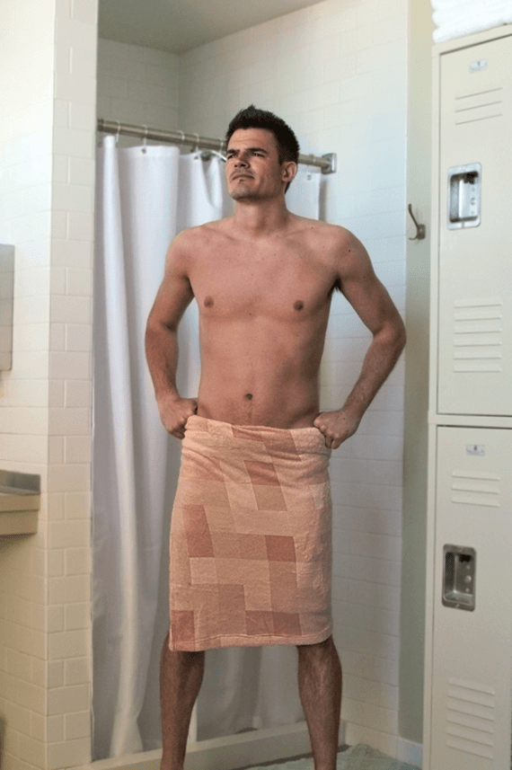 Censorship Towel