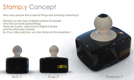 Stampy Digital Camer
