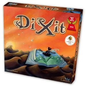 想像力を刺激する、女性でも楽しめるメルヘンチックなパーティーゲーム - DIXIT -