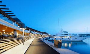 なんともゴージャス!巨匠フィリップスタルクが設計した美しすぎる港 - Port Adriano marina -