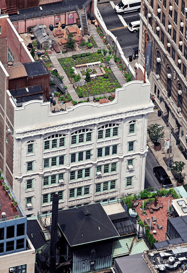 New York Secret Rooftop World