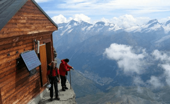 Highest Hut in The World