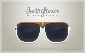 目の前の世界を素敵にするInstagramなサングラス - Instaglasses -