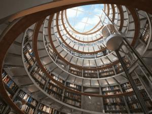 一日中こもっていたい!夢のような書斎のデザインいろいろ - Library Designs -