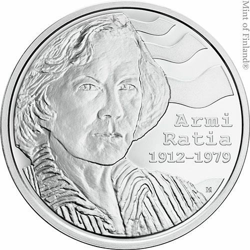 Marimekko Collector Coin