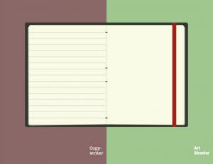 一目瞭然。コピーライターとアートディレクターの違い - Copywriter vs. Art Director -