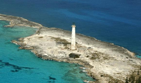 Abandoned Islands