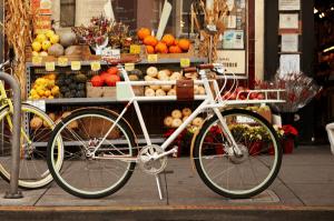 絶対欲しい!レトロ可愛いおしゃれな電動自転車 - faraday porteur electric bicycle -