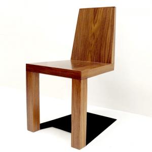 宙に浮いているイスがオシャレ過ぎる - Shadow Chair -