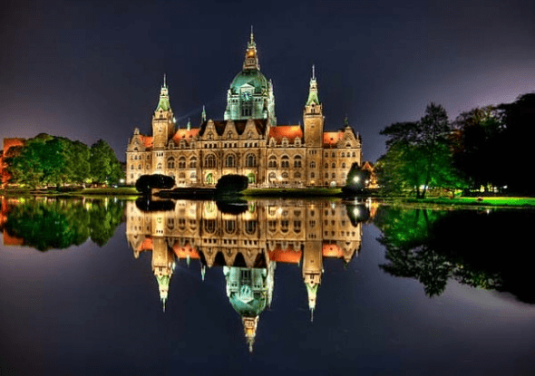 Amazing Reflection Photography