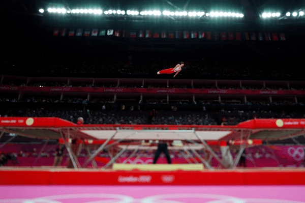 Tilt-Shift Photography At The London Olympics