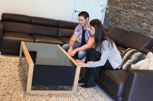 Contemporary Arcade Coffee Tables