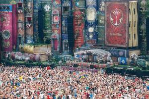 セットがすご過ぎる!世界最大の音楽の祭典トゥモローランドフェス - Tomorrowland Festival -