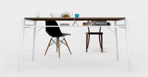 デスクがダイニングテーブルに早変わり - Two-in-One Table -