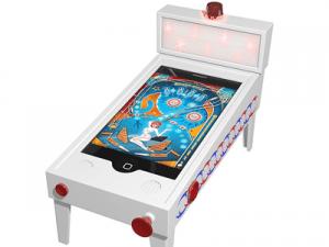 iPhoneが本格的ピンボール台に - Pinball Magic -