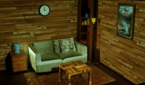 一瞬で模様替えができる部屋 - Living Room -