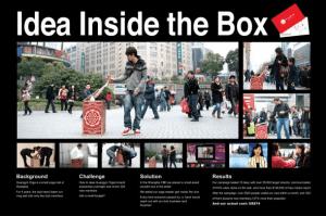ヨガクラブの面白い集客プロモーション - Idea inside the box -