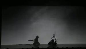 影絵とのすご過ぎる殺陣 - Sword Dance and Shadowgraph -