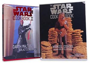 スターウォーズの料理のレシピ本 - Star Wars Cookbook -